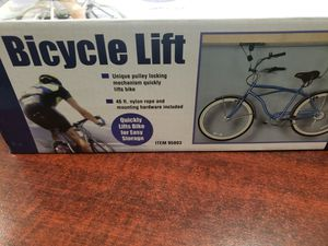 Bicycle Lift for Sale in Stockton, CA