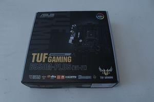 ASUS TUF Gaming B550M-PLUS Wi-Fi AM4 Micro-ATX Motherboard for Sale in Seattle, WA
