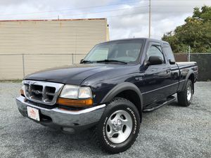 2000 Ford ranger 4 dr 4x4 for Sale in Tacoma, WA