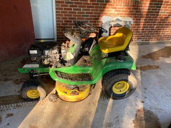 John Deere LT 150 lawnmower for Sale in Frederick,  MD