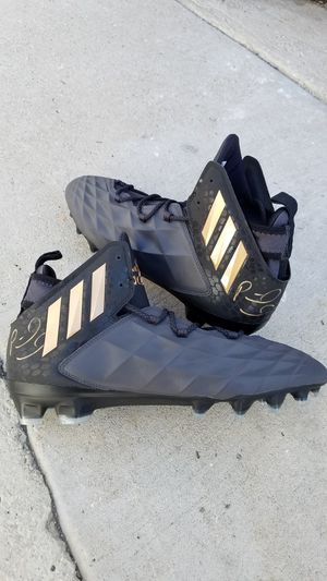 Patrick Mahomes Autographed Signed Adidas Football Cleats for Sale in Downey, CA