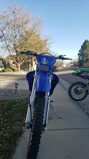 Yamaha Wr 400 for Sale in Littleton, CO
