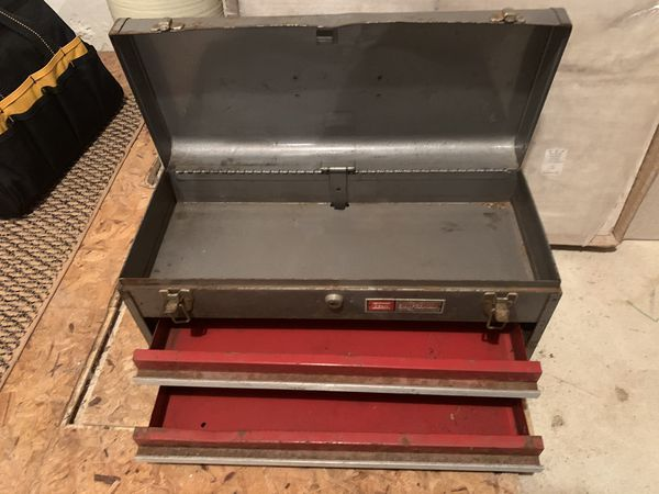 Sears Craftsman Tool Box