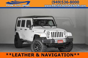 2014 Jeep Wrangler Unlimited for Sale in Fontana, CA