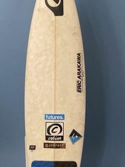 "Surfboard 5'8"" Eric Arak Sea (WILLING TO NEGOTIATE) for Sale in Los Angeles,  CA"