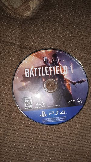 Ps4 game for Sale in Fowlerville, MI