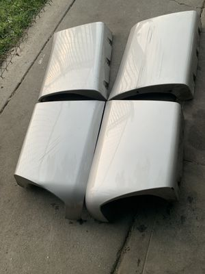 2000-2007 Chevy Silverado SS bed claddings oem for Sale in Los Angeles, CA