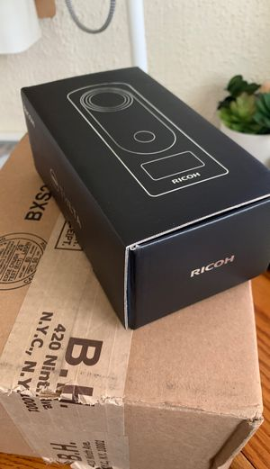 BRAND NEW - RICOH Theta Z1 for Sale in Tacoma, WA
