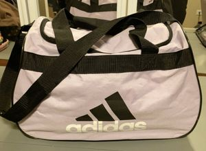 Violet Adidas duffle bag for Sale in Volo, IL