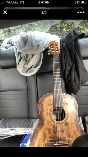 Vintage custom PROTEGE Acoustic for Sale in West Covina, CA