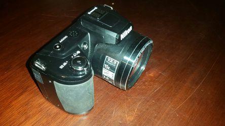 Nikon Coolpix 110 digital camera for Sale in Fitzgerald,  GA