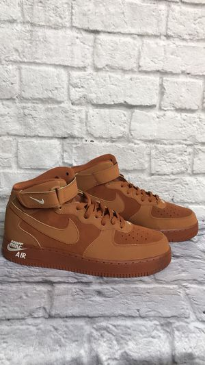 Nike Air Force 1 Mid 07 Sneaker Shoes Sz 10 Men's for Sale in Chino, CA