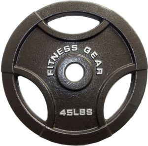 "2 Fitness Gear 45 lb Olympic Weight Plates 2"" for Sale in Broomfield, CO"