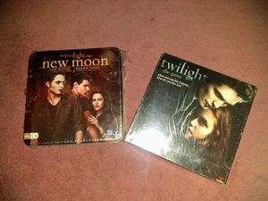 Two brand new Twilight board games for Sale in Beaver Dam, WI