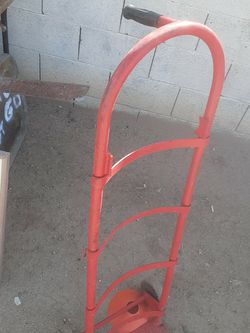 gas can re alter wwll Ruck frame dolly for Sale in Roosevelt,  AZ