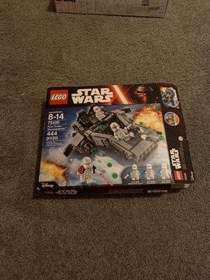 First Order Snowspeeder LEGO Star Wars Set for Sale in Zephyrhills, FL