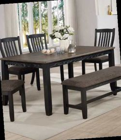 Dining Table Set New In Original Boxes Price Firm for Sale in Ontario,  CA
