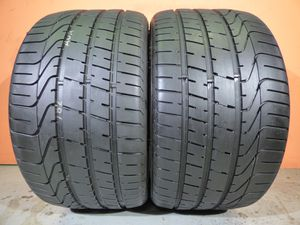 295/30/20 PIRELLI P ZERO 99-100% TREAD BMW MERCEDES JAGUAR MUSTANG CHEVY DODGE for Sale in Tampa, FL