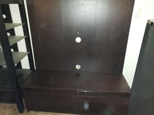 Slender but sturdy tv stand for Sale in Las Vegas, NV