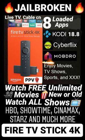 Amazon fire Tv Stick 4K for Sale in West Sacramento, CA
