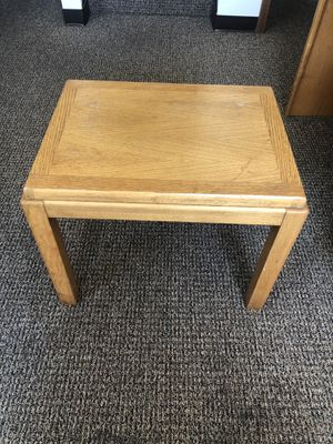 Vintage Lane Coffee Table solid Oak for Sale in Portland, OR