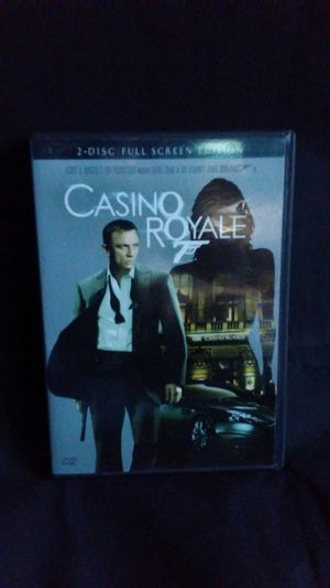 007 Movie Casino Royal for Sale in Lynwood, IL