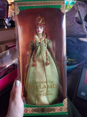 Legends of Ireland Faerie queen barbie for Sale in Gig Harbor, WA
