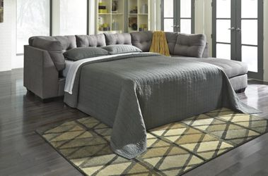 $50 down financing! BRAND NEW GREY SECTIONAL WITH SLEEPER SOFA for Sale in Oviedo,  FL