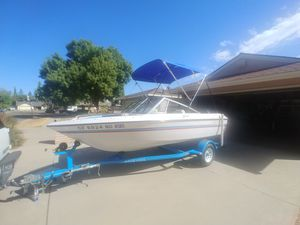 1992 Four Winns Spirit with 2013 Nissan 50 HP Outboard for Sale in Fresno, CA