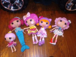 Lalaloopsy's Dolls for Sale in Harbor City, CA