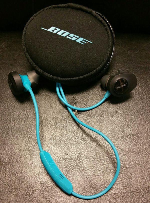 Bose wireless earbuds