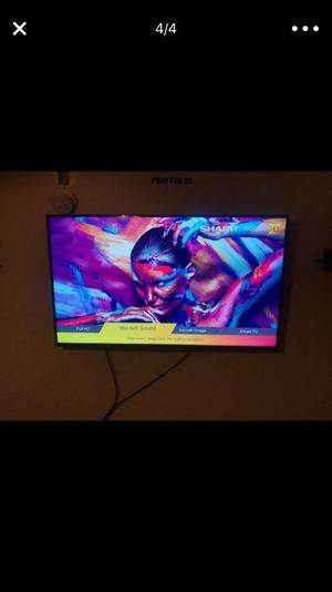 50inch Smart TV (used) for Sale in Dallas, TX