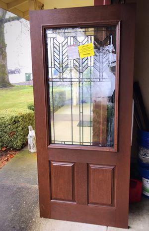 Exterior Fiberglass Door for Sale in Hubbard, OR
