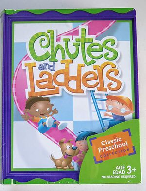 Chutes and Ladders Collectible Game Edition (purchase with Hi Ho! Cherry-O for special savings) for Sale in Phoenix, AZ