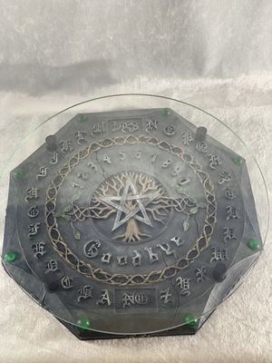 Glass Top Ouija Board for Sale in Kissimmee, FL