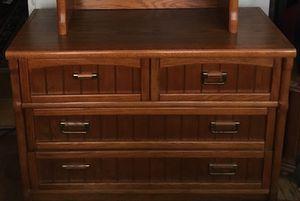 Estate Sale! Wooden Drawer Set (3 Piece) - $200 obo for Sale in Washington, DC