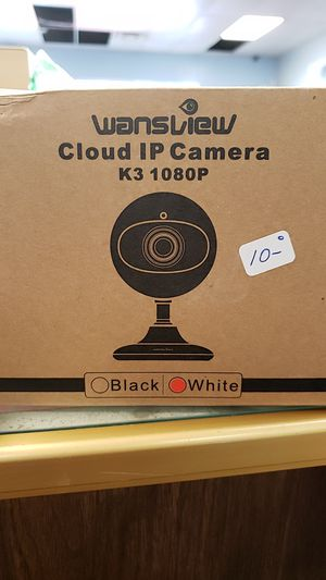 New wansview hd wireless ip camera 1080p for Sale in Newark, OH