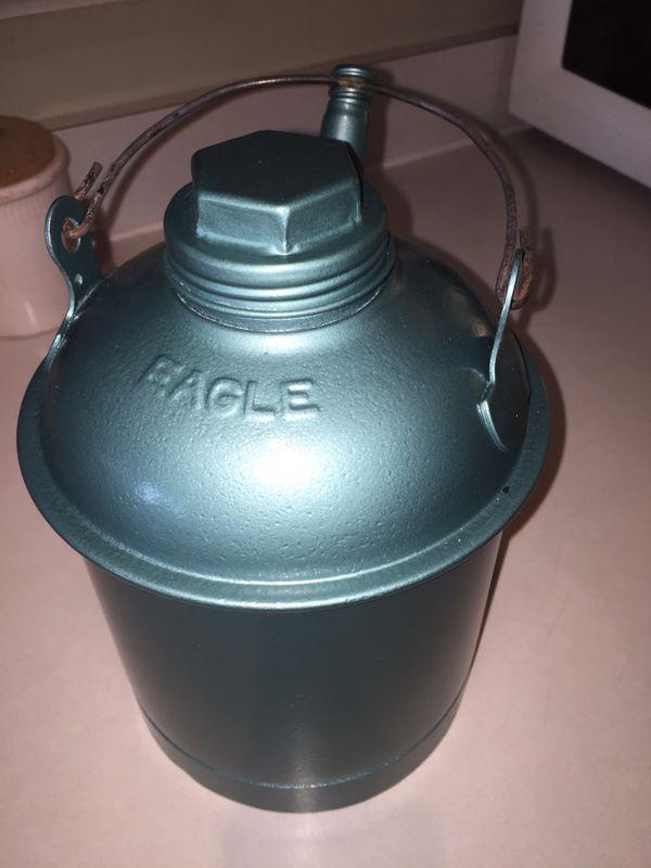 Eagle kerosene can