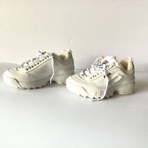 NWOB FILA DISRUPTORS ll PREMIUM CASUAL SHOES for Sale in Gaithersburg, MD