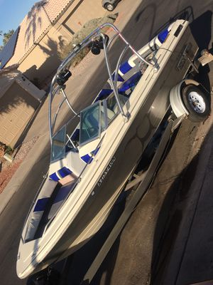 Wakeboardboat lake ready for Sale in Chandler, AZ