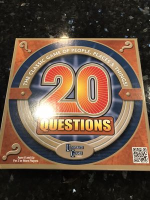 20 Questions board game, New for Sale in Fairfax, VA