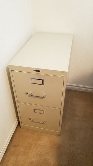 Filing cabinet -Letter size -Metal for Sale in Santa Ana, CA