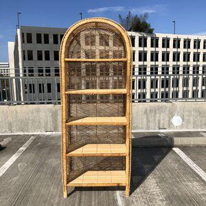 Rattan shelf for Sale in Herndon, VA