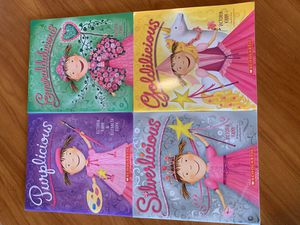 Pinkalicious 4 book set for Sale in Plantation, FL