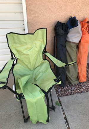 Camping Chairs for Sale in Los Lunas, NM