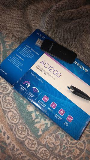 Linksys DB AC1200 USB Wireless WiFi Adapter for Sale in Fountain Inn, SC