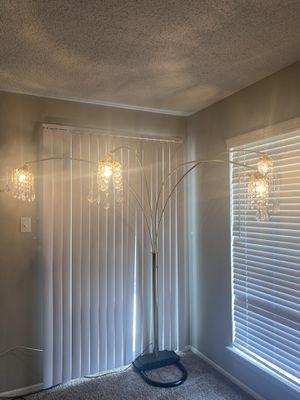 Super tall lamp for Sale in San Antonio, TX