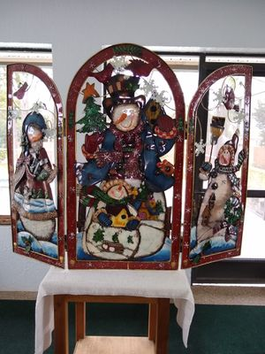 Fireplace Screen (Faux) for Sale in Winter Haven, FL