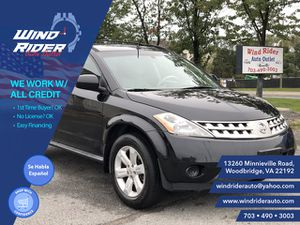2007 Nissan Murano for Sale in Woodbridge, VA