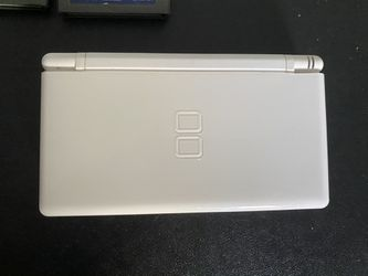 Nintendo DS Lite White and GBA Game Lot for Sale in Lynwood,  CA